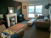 Room in modern city centre flat