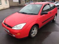 BARGAIN FORD FOCUS 1,4 CHEAP TO RUN PX WELCOME