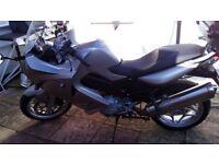 BMW F800ST Motorbike