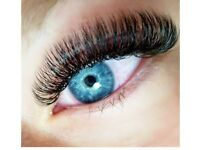 Mink Volume Eyelash extensions £35 Cambridge! Nails Manicure Pedicure