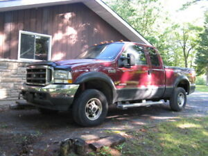parting out complete truck