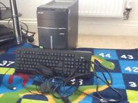 QUAD CORE AMD GAMING PC