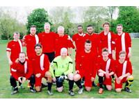 Old Vaughanians fc players wanted for 2017/18 season