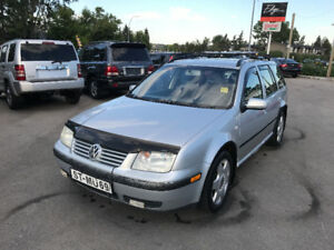 2006 Volkswagen Jetta TDI Wagon **NO ACCIDENTS, Fully Inspected!