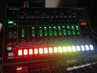 Roland TR-8 Drum Machine (with 7x7 expansion)