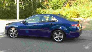 2011 Acura TSX Premium Sedan