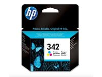 *BRAND NEW* HP Genuine colour 342 Ink Cartages (Ex 2018)