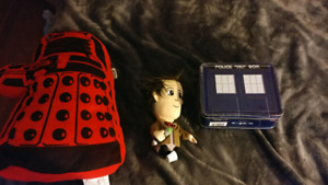 DOCTOR WHO COLLECTIBLES!!!