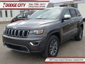 2017 Jeep Grand Cherokee Limited | 4x4