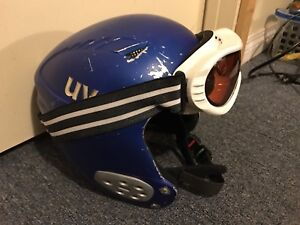 Helmet size XL with Goggle $15