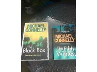 Michael Connolly 2 novels