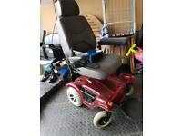 Rascal 312 mobility scooter