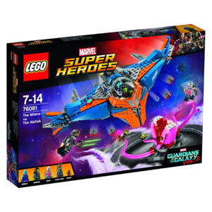 LEGO 76081 Super Heroes The Milano vs. The Abilisk NISB