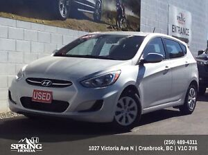 2016 Hyundai Accent L $96 Bi-Weekly