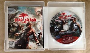 PS3 Dead Island Game for $10 cash firm