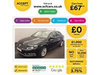 Volkswagen Passat Executive FROM £57 PER WEEK!