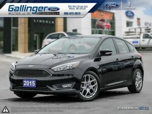 2016 Ford Focus SE w/FOGLAMPS AND WINTER PKG