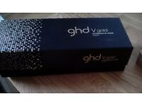 GHD V Gold straighteners - brand new condition