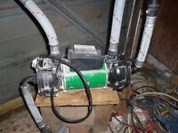 Salamander shower pump RMP75 - used