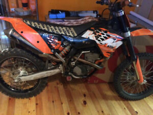 2008 KTM SX-F 250 for sale, need gone tonight!.