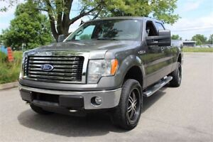 2010 Ford F-150 XTR TOW PACKAGE CREW 4X4 5.4L