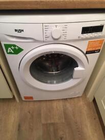 New washing machine