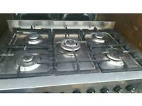 Duel fuel cooker / free delivery