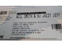 Livewire Festival - Will Smith & DJ Jazzy Jeff