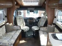 2014 Mercedes Auto-Sleepers Burford Coachbuilt 2.2 163bhp AUTOMATIC