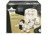 Tommee Tippee essential feeding kit