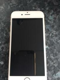 IPhone 6 Rose Gold for spares or repairs only!!