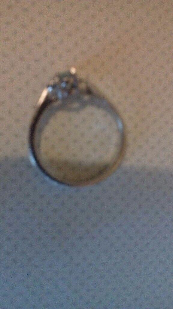 925 silver ring hallmarked