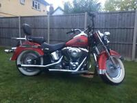 2000 Harley Davidson Softail Classic Heritage