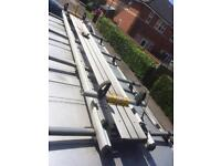 Rhino SAFESTOW3 kit with Rhino roof rack bars