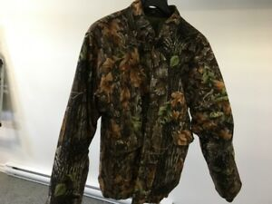 Manteau de chasse Green Trail