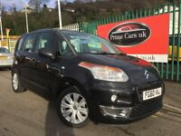 2010 60 Citroen C3 Picasso 1.6 HDi 8v VTR+ 5dr 5 Speed Manual Turbo Diesel