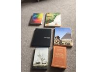 A selection of new books from Folio book club