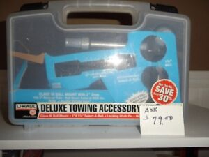 DELUXE TOWING  ACCESSORY KIT This week end  $29.