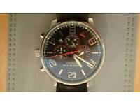 MONTBLANC AUTOMATIC SWISS 7069 MENS WATCH £1500 OR BEST OFFER