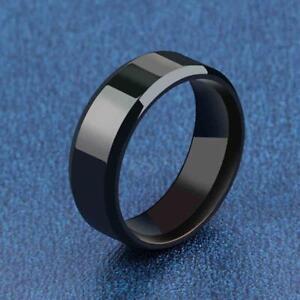 Titanium Men's Ring Size 12