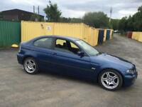 BMW 318 compact mot July 2018