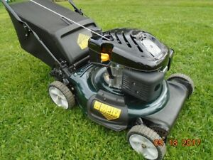 *QUALITY NEAR NEW* BAGGER LAWNMOWER