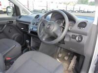 Volkswagen Caddy C20 Tdi 75PS Startline DIESEL MANUAL WHITE (2016)