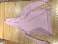 Supreme mini Harvard hoodie/hooded top pink