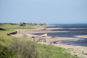 BEST BEACH IN CANADA - BASIN HEAD - PEI