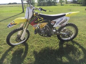 REDUCED! 2003 Rm 125