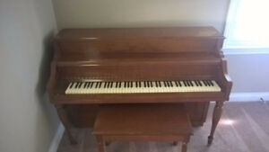 Piano--Apartment sized