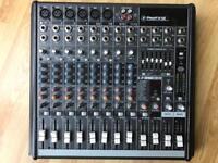 12 Channel ProFX12 Mixer
