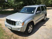 2006 Cherokee jeep 3.0 crd diesel with NEW 12 months mot