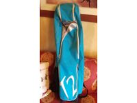 TK T2 Blue Stick Bag